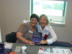 2008 HCBF. Diane Fanning & Margarite Holt