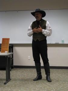 2009 Program- George Wilhite- Overcoming Writer's Block